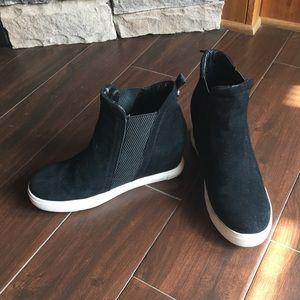 Steve Madden Lell Wedge Sneaker